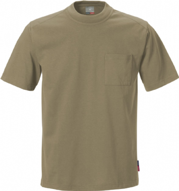 Fristads MATCH T-SHIRT  7391 TM 100779  (Khaki)